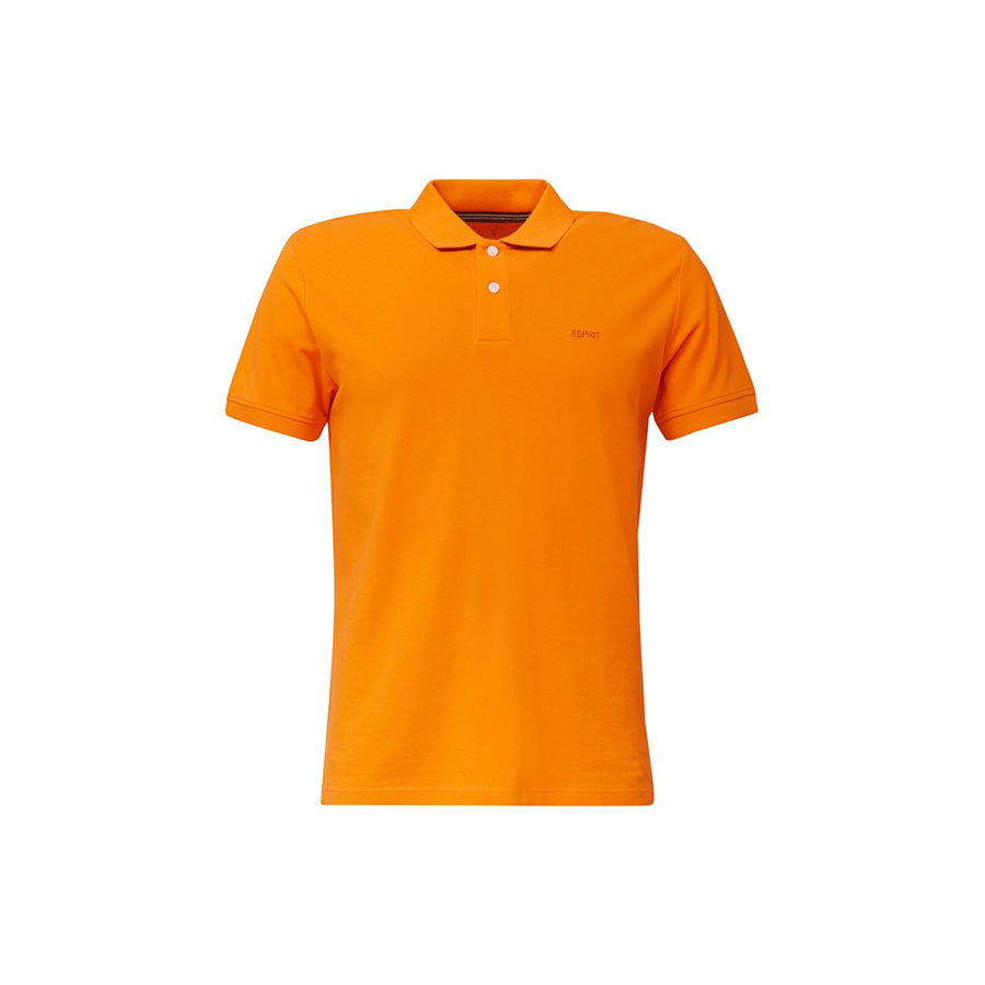 ESPRIT Textil Polo Orange 020EE2K303-820