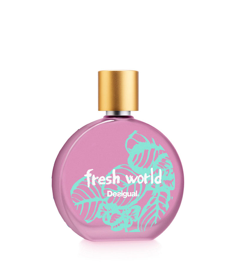 Desigual. Fresh World. Eau de Toilette