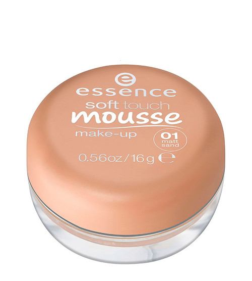 Mousse Maquillaje Mate
