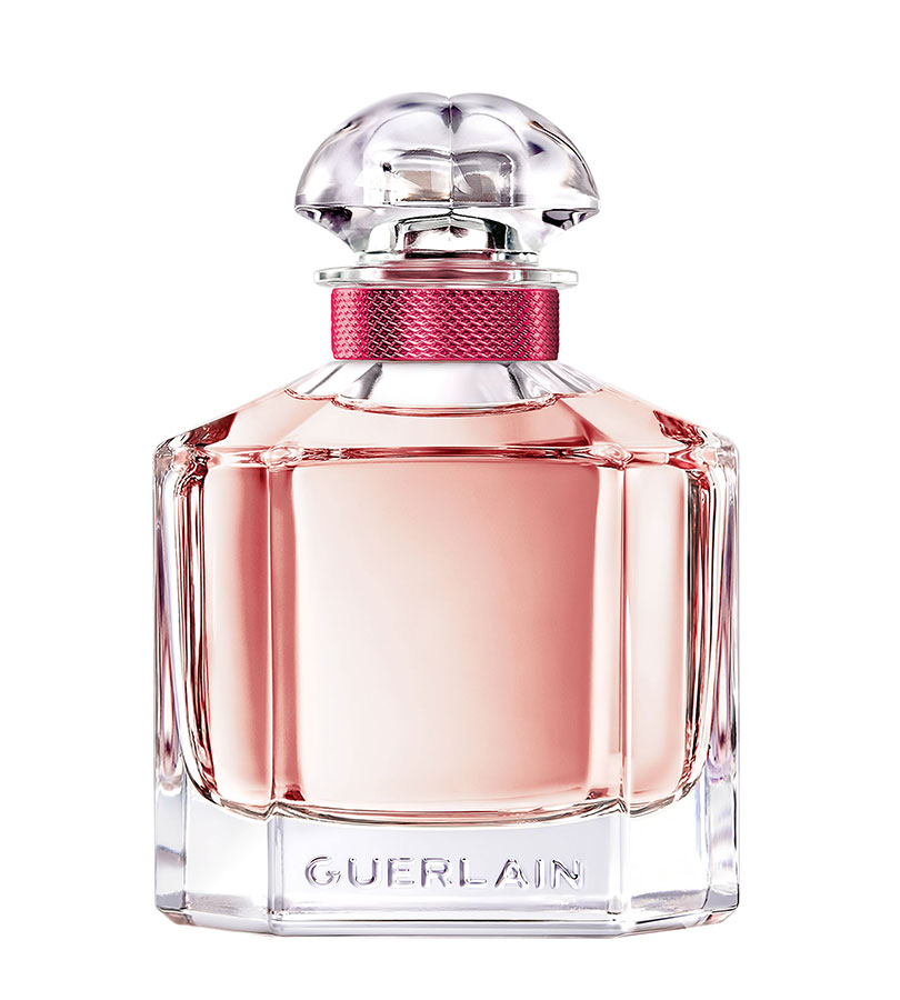 Guerlain. Mon Guerlain Bloom of Rose. Eau de Toilette