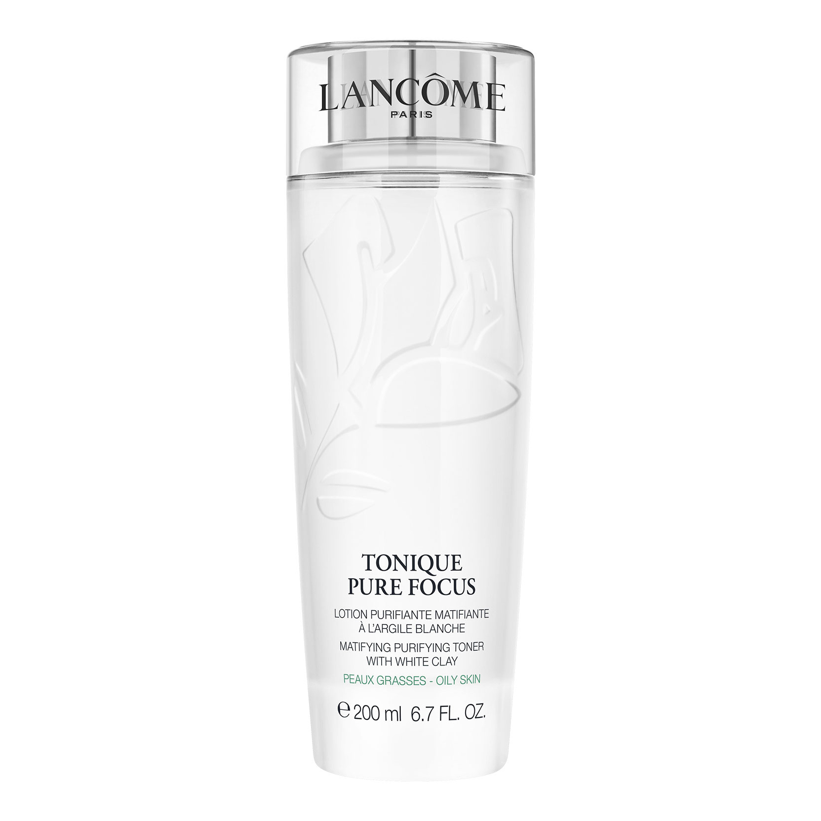 Pure. LANCOME Tonique Pure Focus 200ml