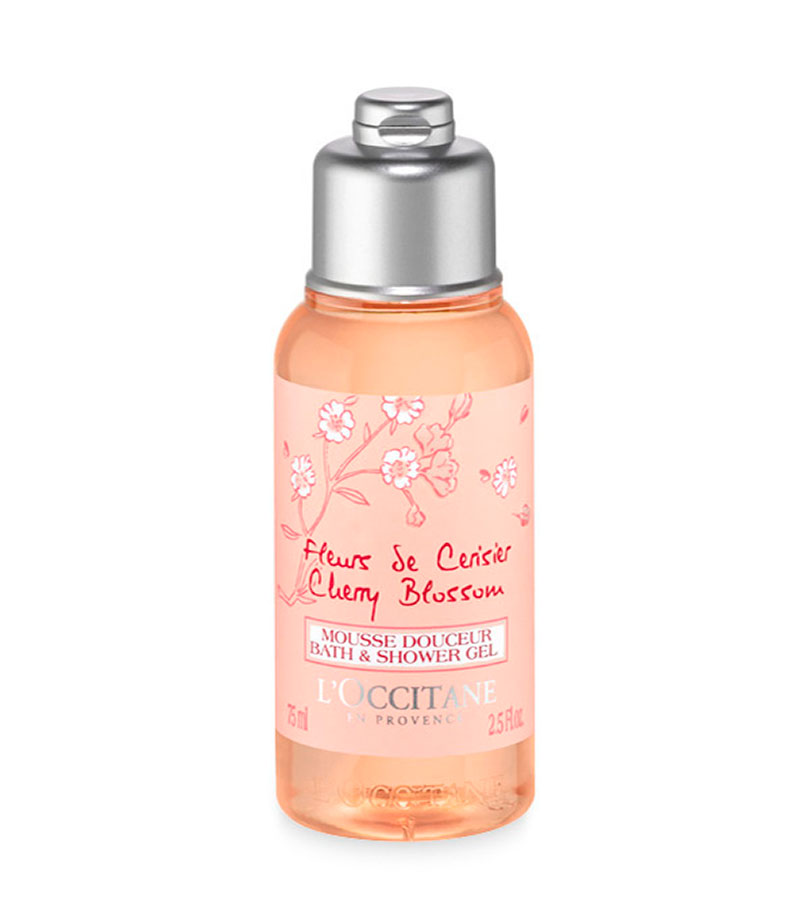 . L'OCCITANE Gel de Ducha Flores de Cerezo 75ml