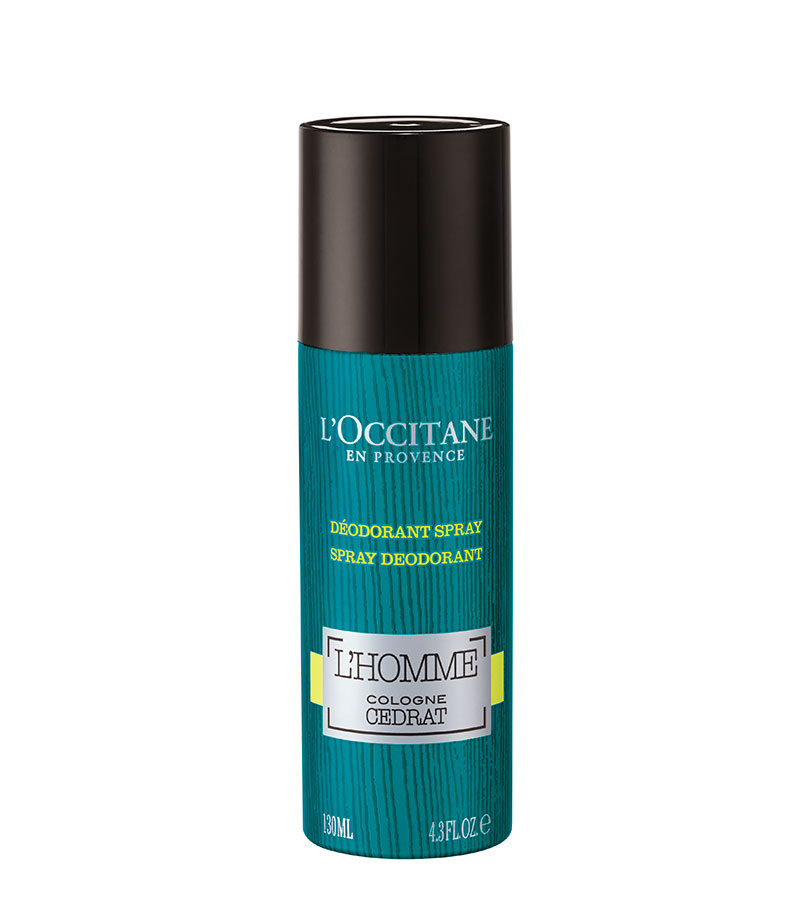 Cédrat. L'OCCITANE 130ml