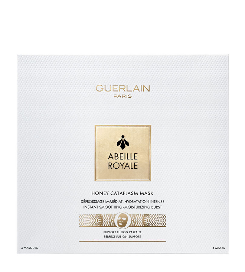 Abeille Royale. GUERLAIN Abeille Royale Honey Cataplasm Mask 0