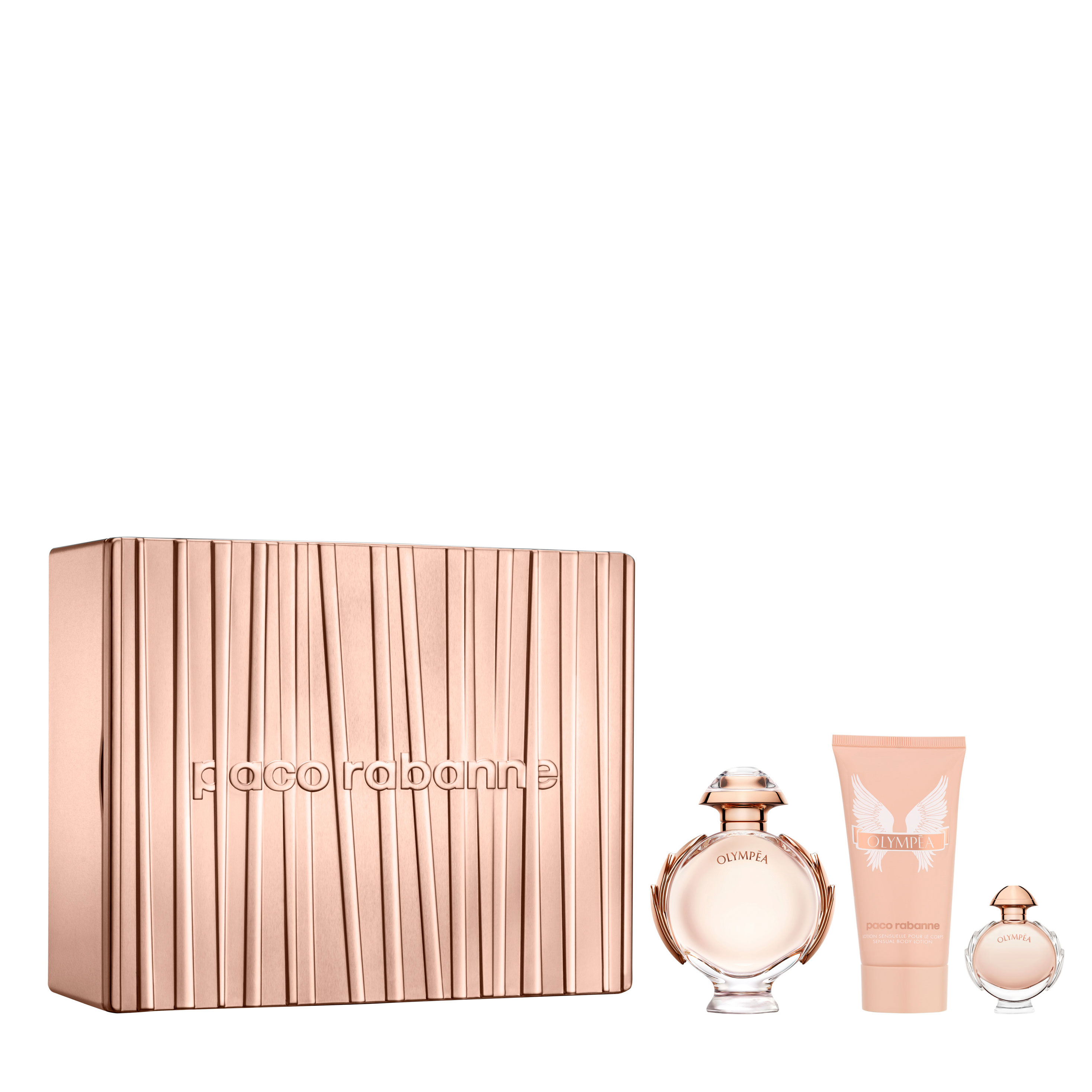 Olympea. PACO RABANNE Set for Women
