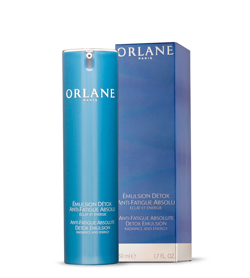 Absolute Skin Recovery. ORLANE Émulsion Détox Anti-Fatigue Absolu 75ml