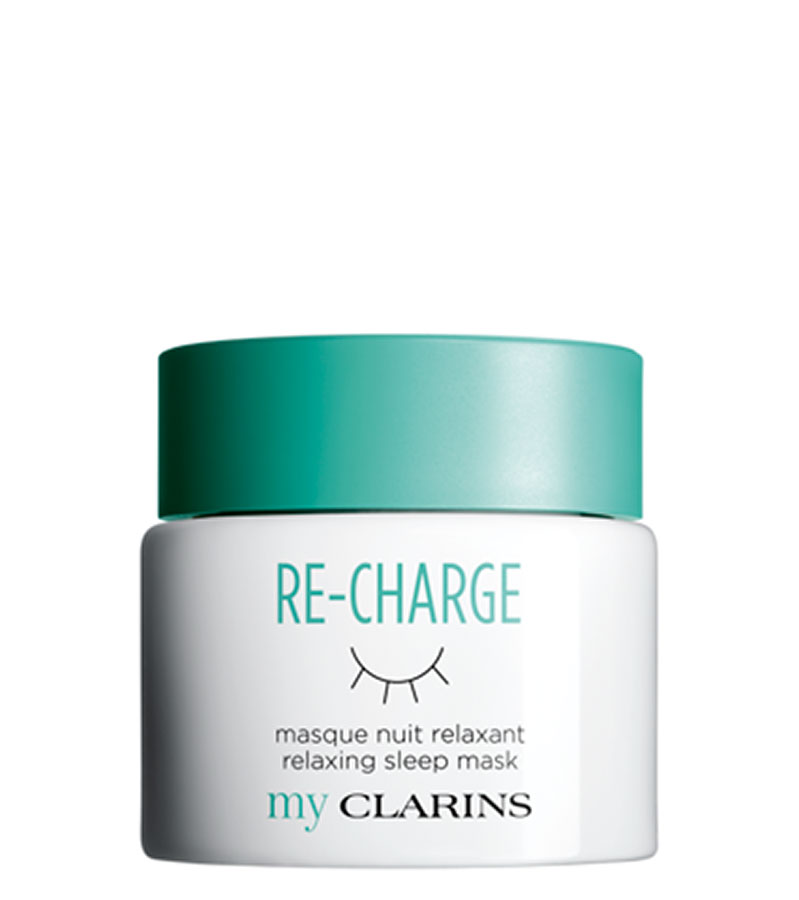 My Clarins Re-Charge. CLARINS Masque Nuit Relaxant 50ml