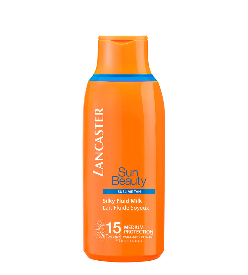 FAST TAN OPTIMIZER SPF 15 125ml SUN BEAUTY FACE & BODY. LANCASTER