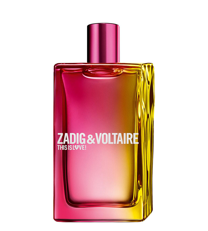 Zadig&Voltaire. This is love Eau de Parfum. Eau de Parfum
