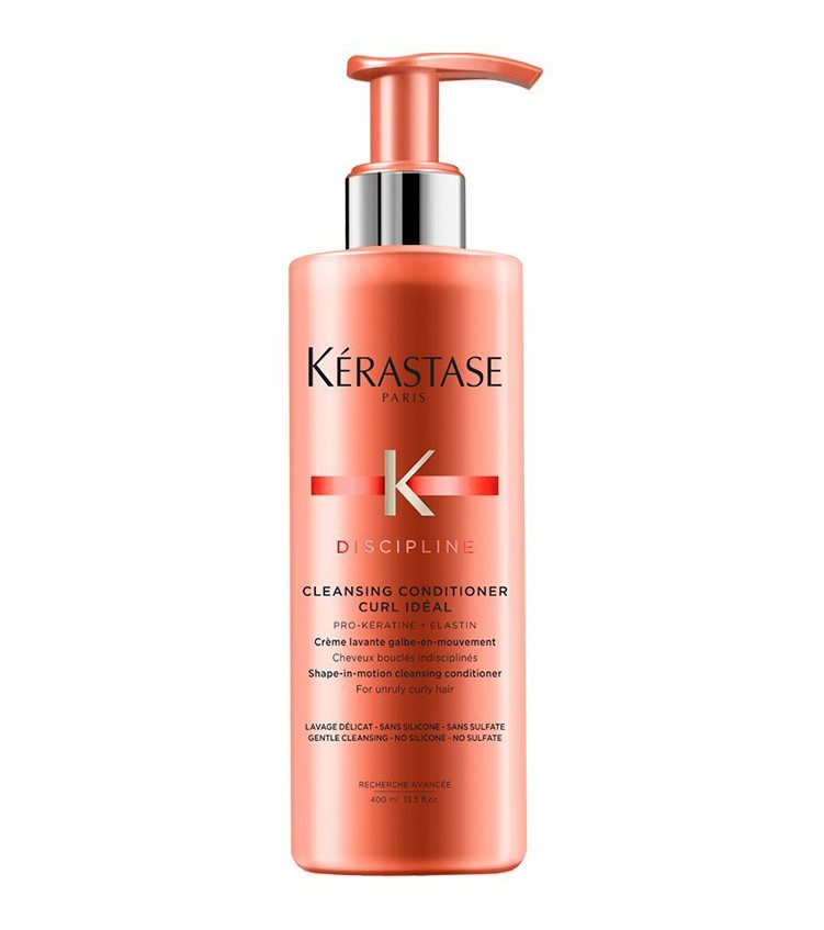 Discipline Curl Ideal. KERASTASE. Cleansing Conditioner Curl Idéal, 400 ml