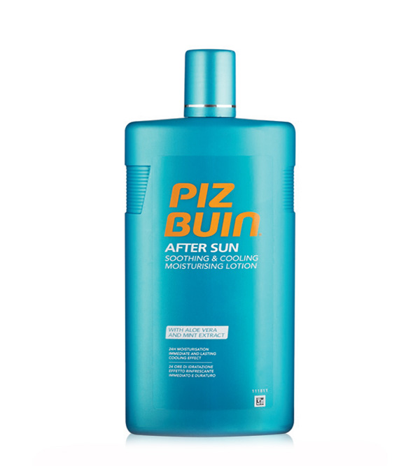 After Sun. PIZBUIN Soothing & Cooling Lotion with Aloe 400ml