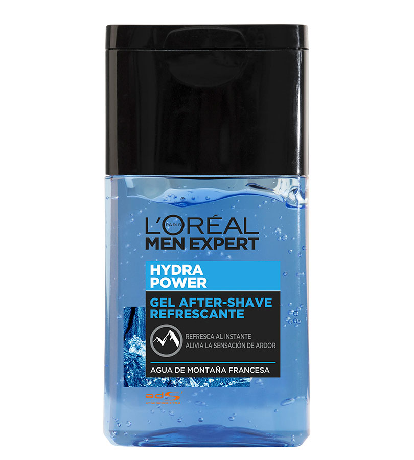 Hydra Power. L'OREAL Gel After-Shave Hydra Power 125ml