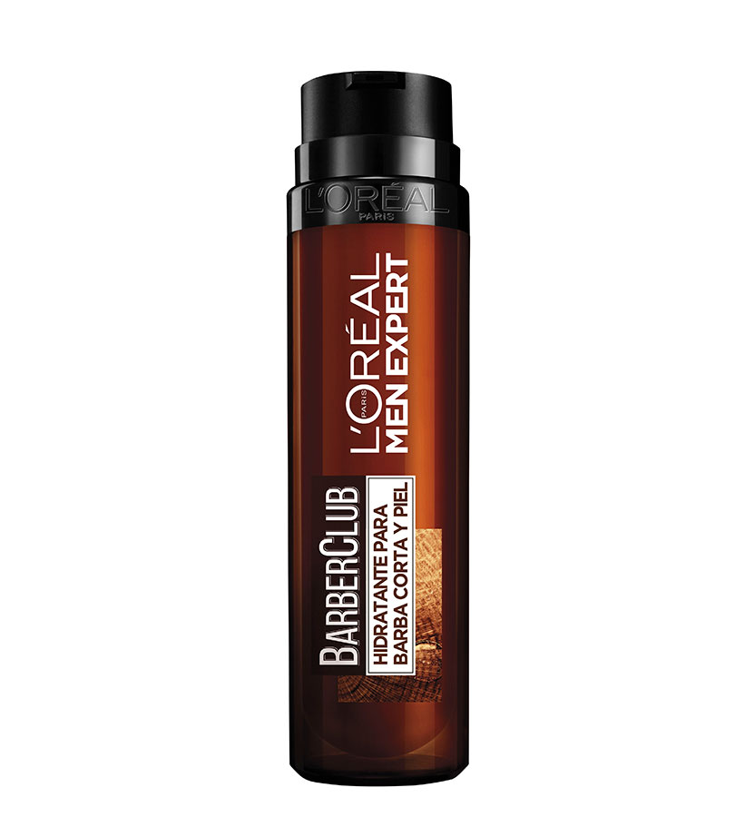 Barber Club. L'OREAL Hidratante para Barba Corta y Piel Barber Club 50ml