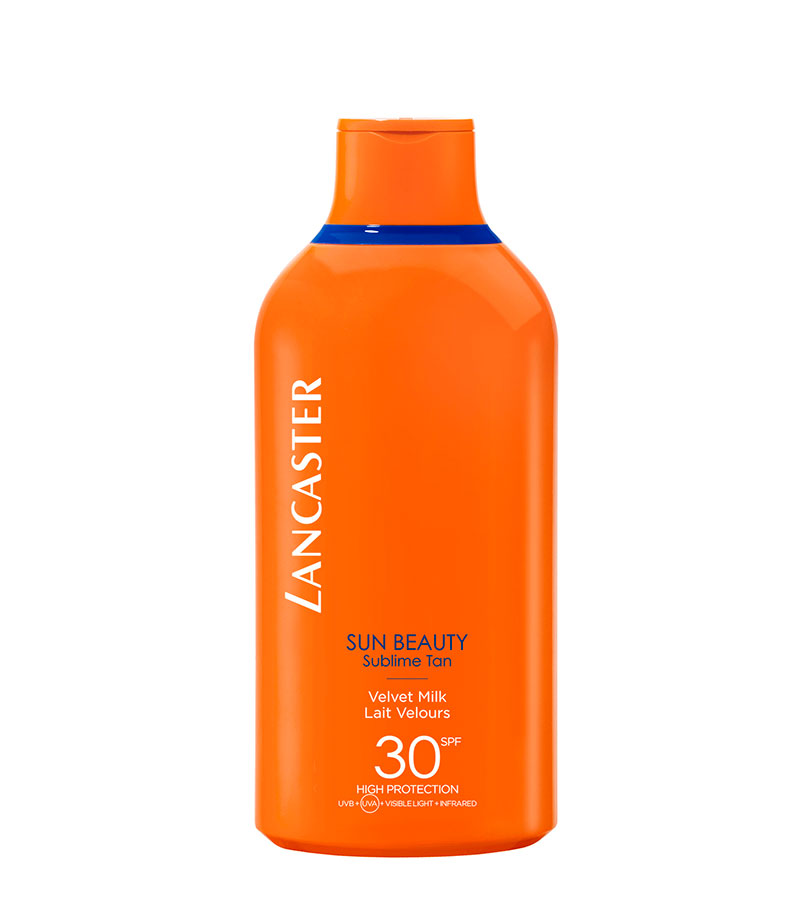 Velvet Milk SPF 30 400ml SUN BEAUTY. LANCASTER