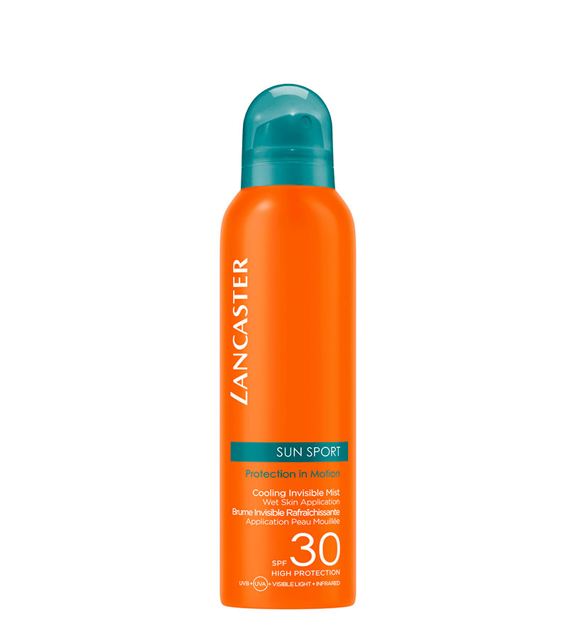 Sun Sport. LANCASTER Cooling Invisible Mist SPF30 200ml