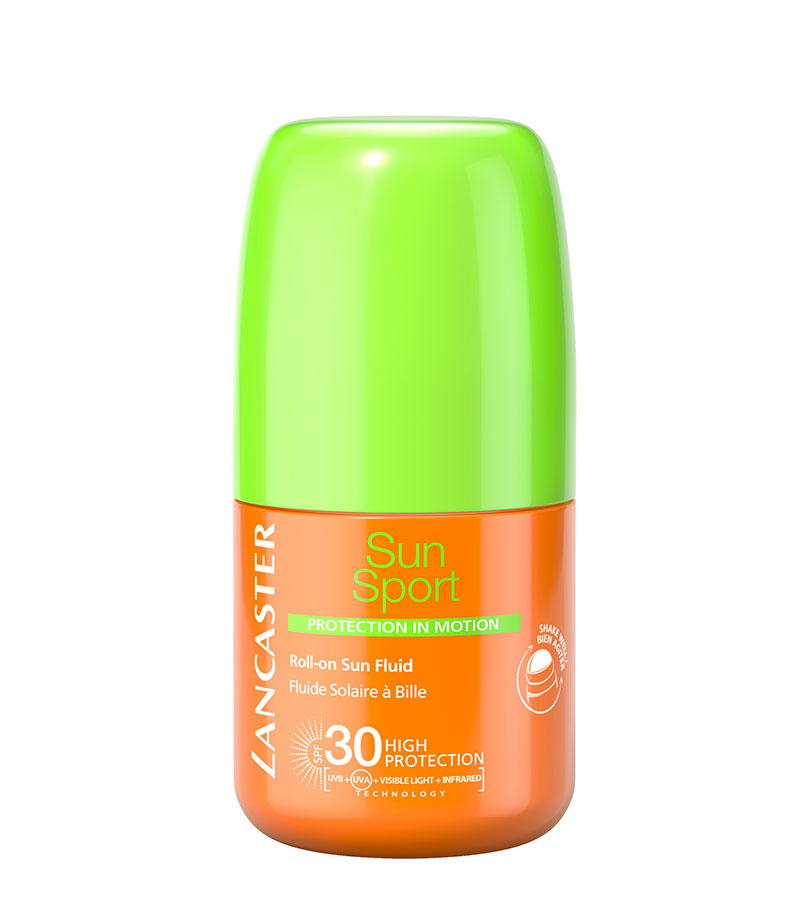 Sun Sport. LANCASTER Sun Sport Rg Roll-On Spf30 50ml