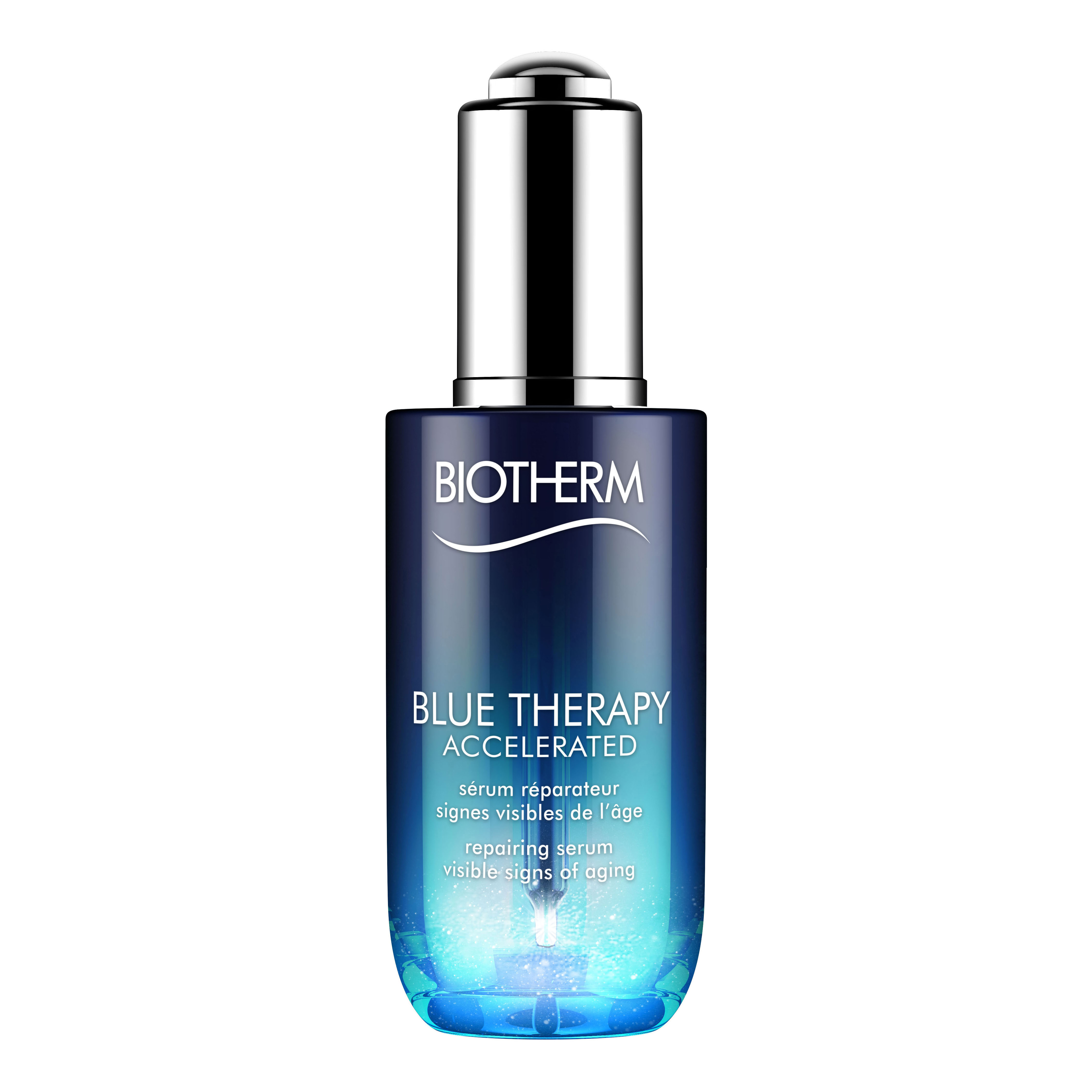 Blue Therapy Accelerated. BIOTHERM Sérum antiedad Accelerated 50ml
