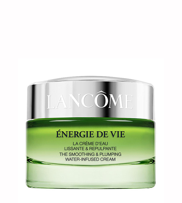 Energíe de Vie. LANCOME Smoothing and Plumpling Water-Infused Cream 50ml