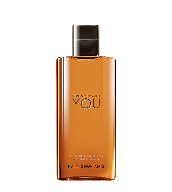 Stronger With You. EMPORIO ARMANI Shower gel for Men, 200ml