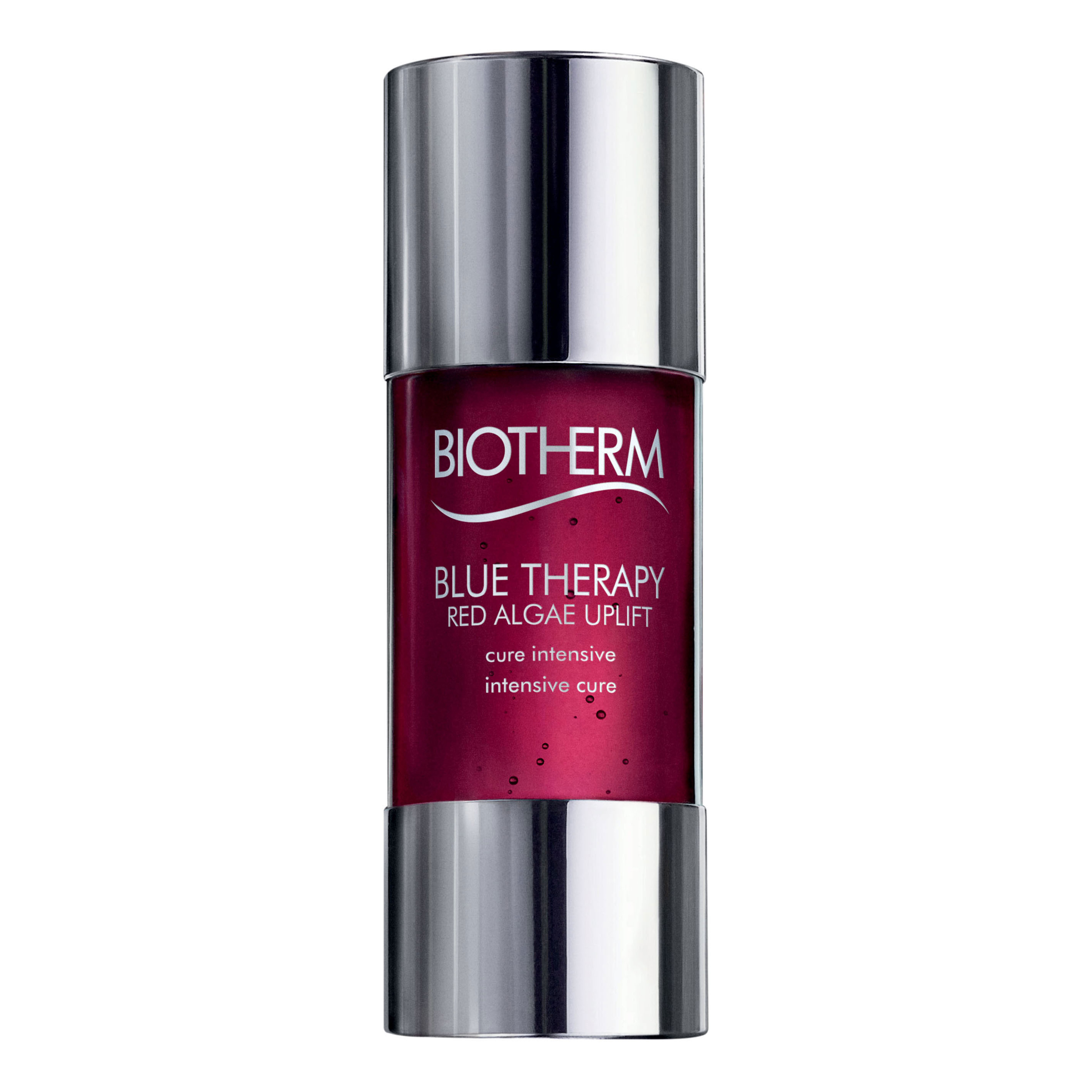 Blue Therapy. BIOTHERM Red Algae Cure fluido extra-ligero efecto lifting intensivo 15ml
