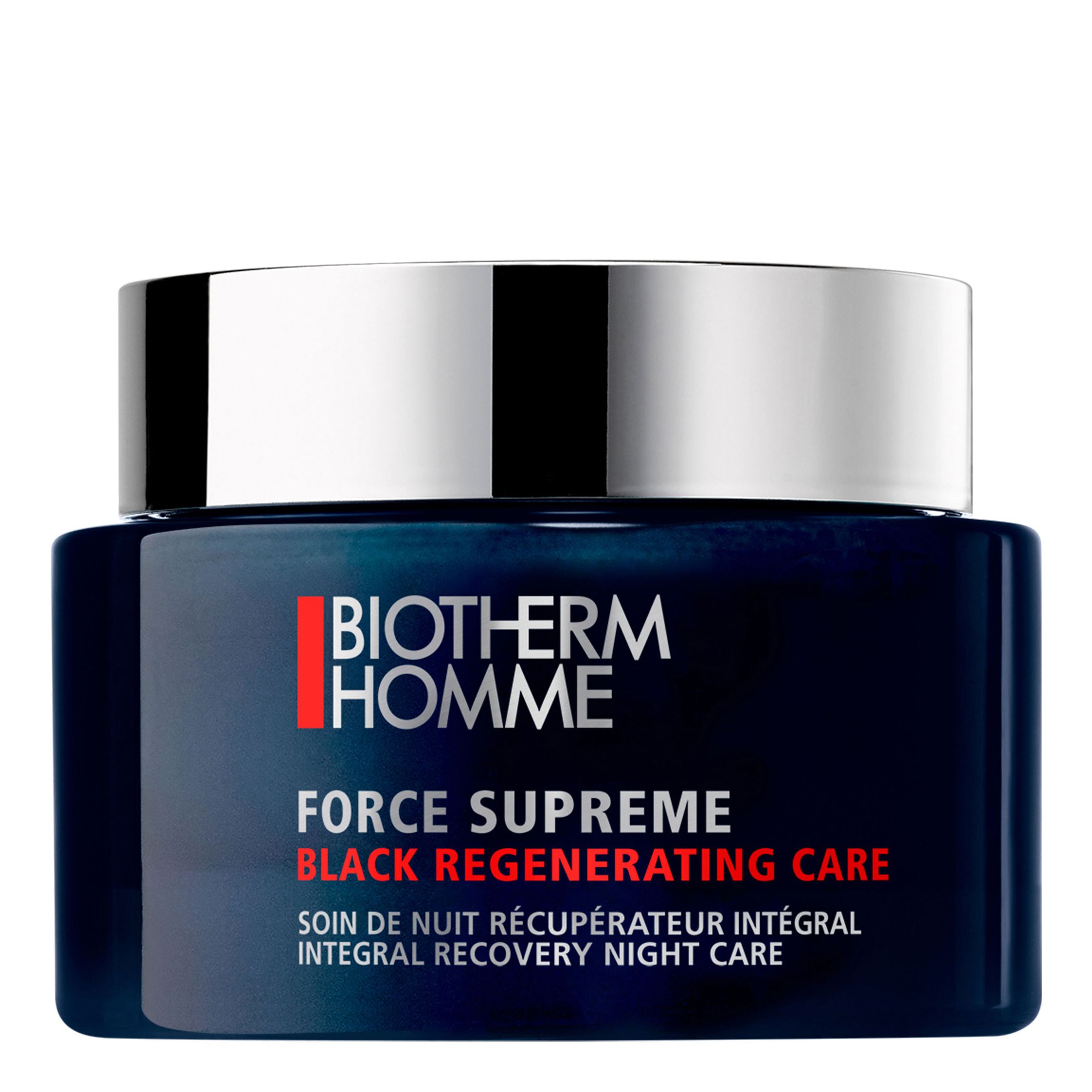 Force Supreme. BIOTHERM HOMME Mascarilla Force Supreme Black 50ml