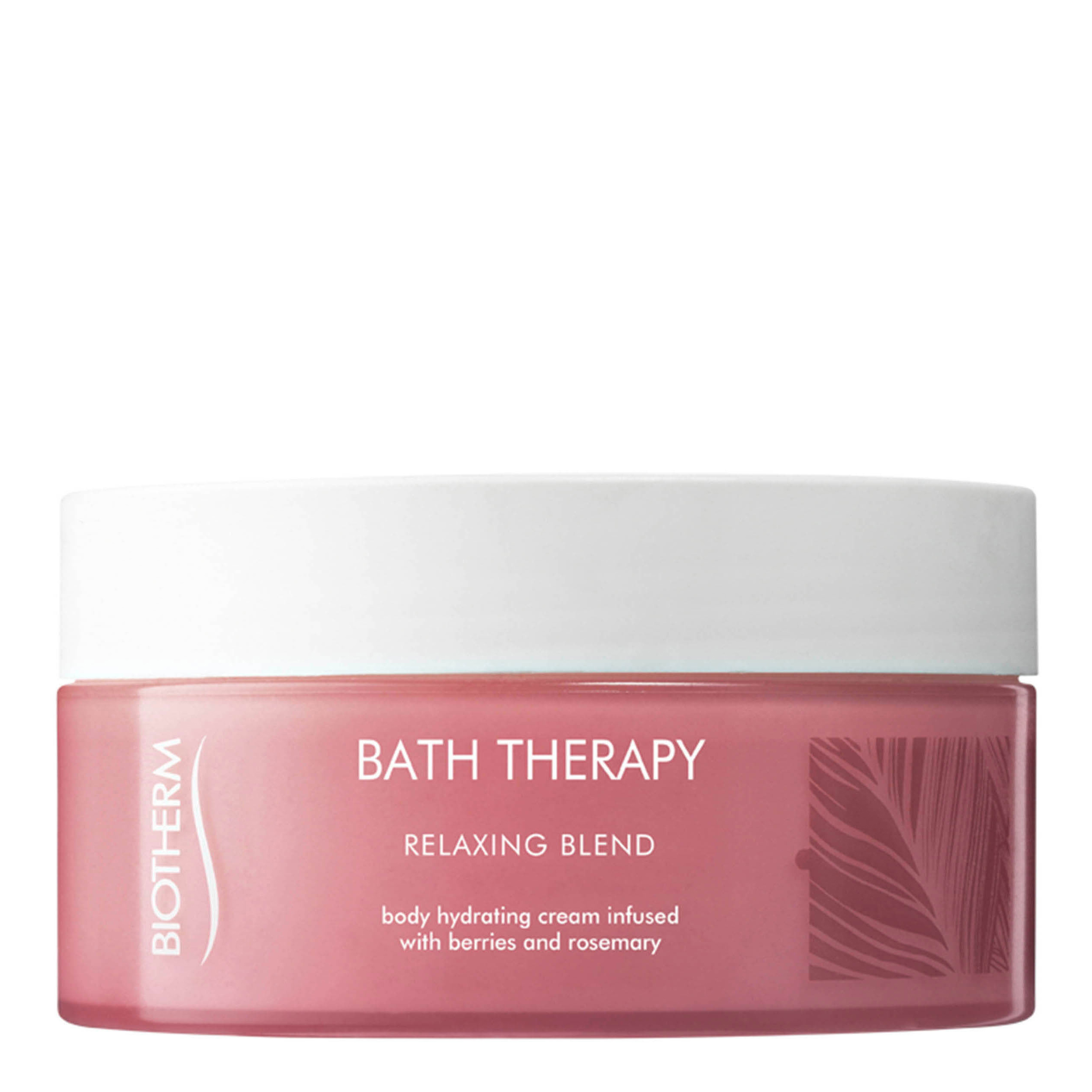 Bath Therapy. BIOTHERM Bath Therapy Relaxing Blend Hydrating Cream 200ml