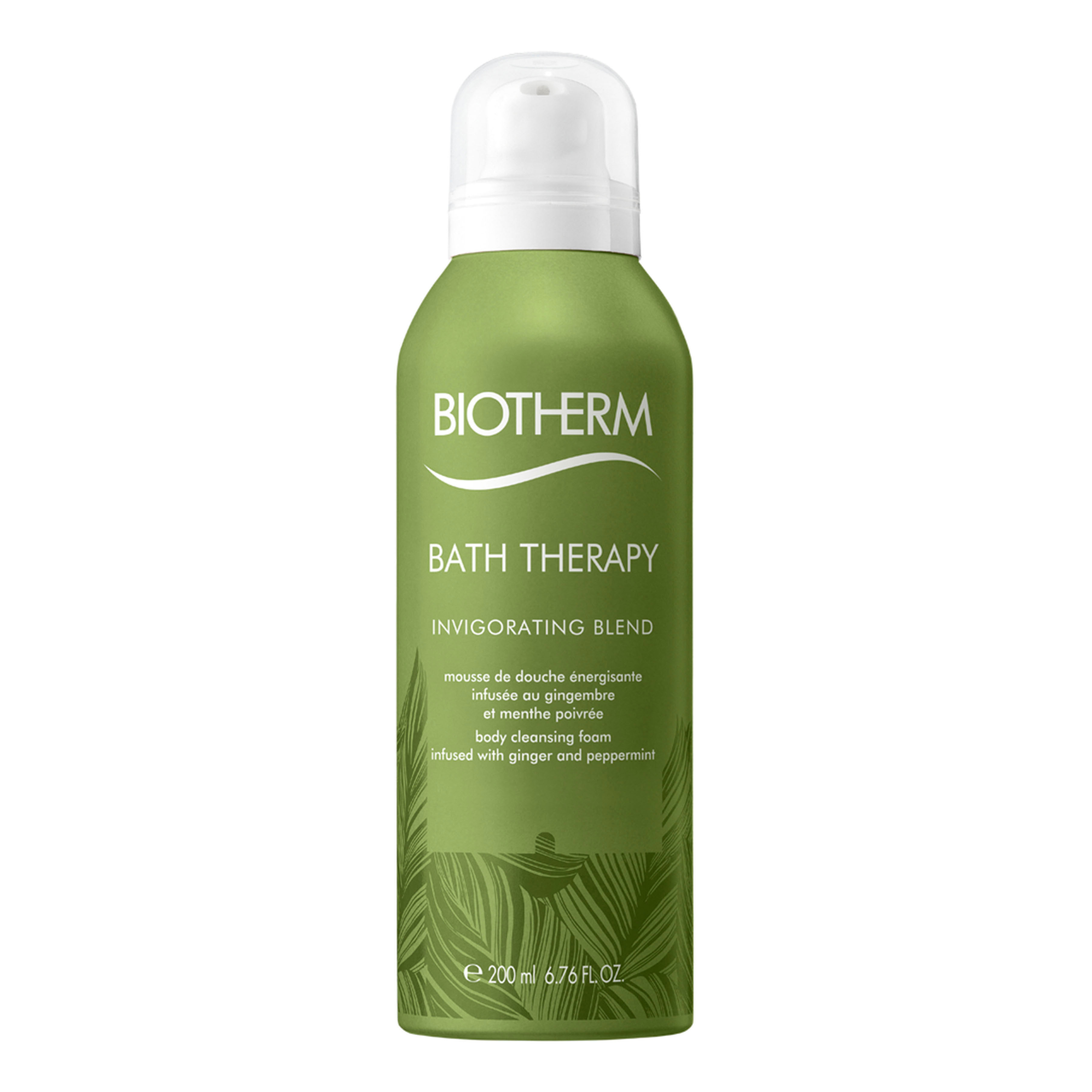 Bath Therapy. BIOTHERM Bath Therapy Invigorating Blend Cleasing Foam 200ml
