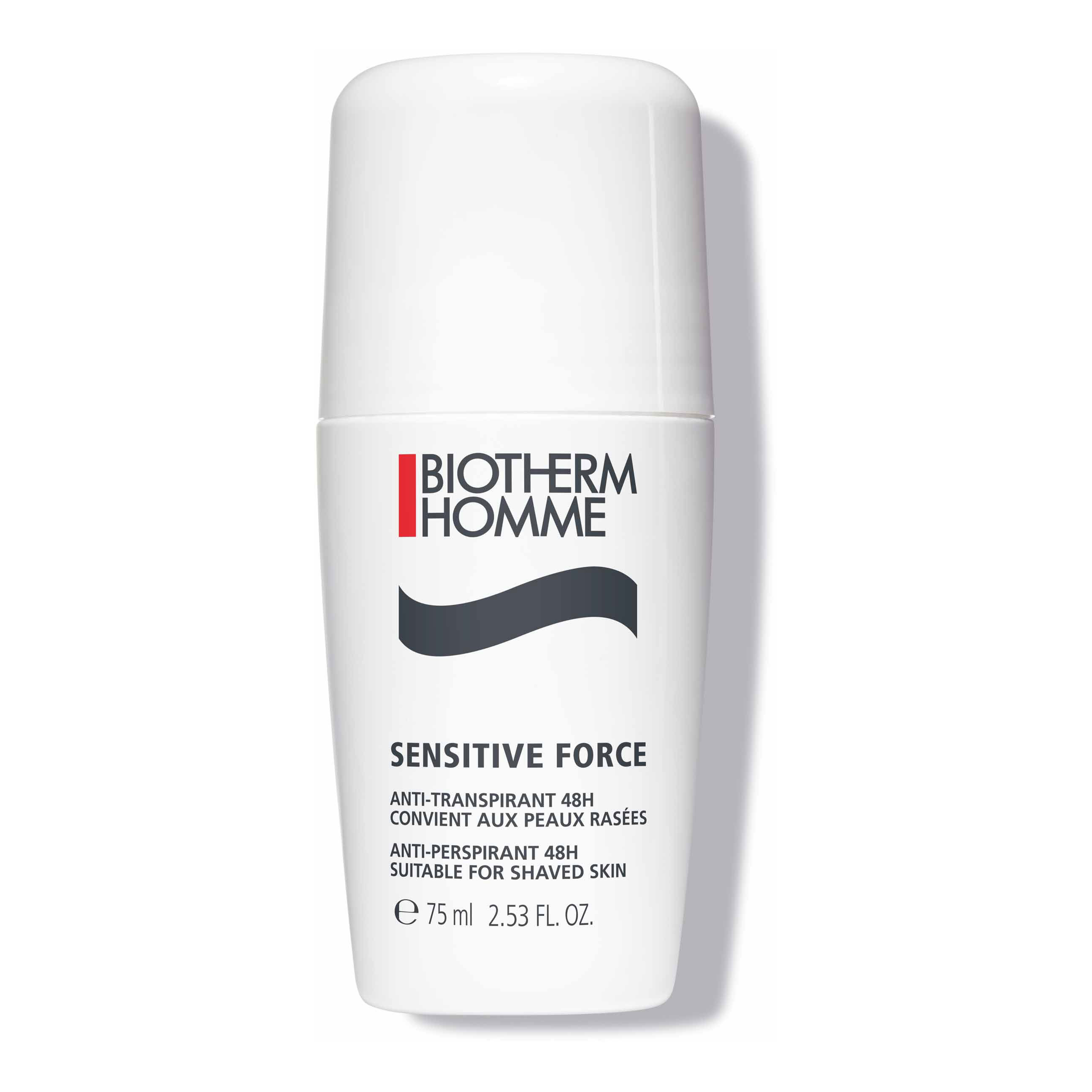 Sensitive Force. BIOTHERM HOMME Desodorante 48h 75ml