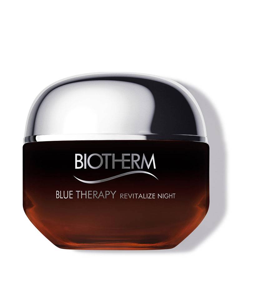 Blue Therapy. BIOTHERM Blue Therapy Amber Algae Revitalize Noche 50ml