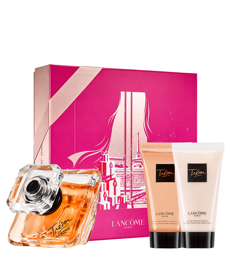Tresor. LANCOME Set for Women