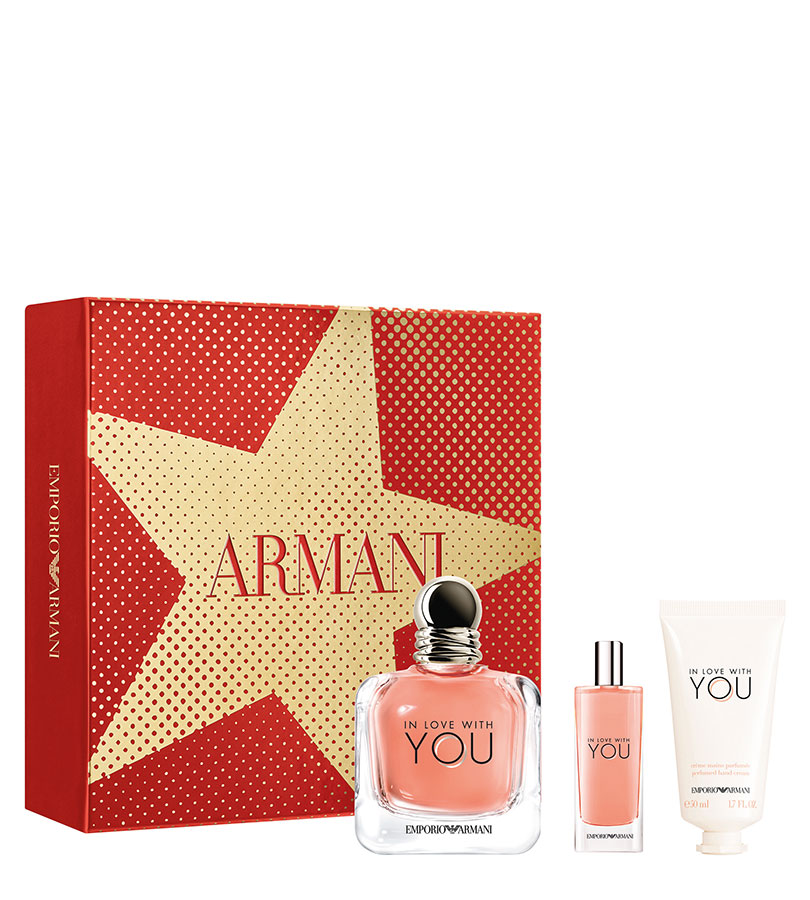 In Love With You. EMPORIO ARMANI Set for Women