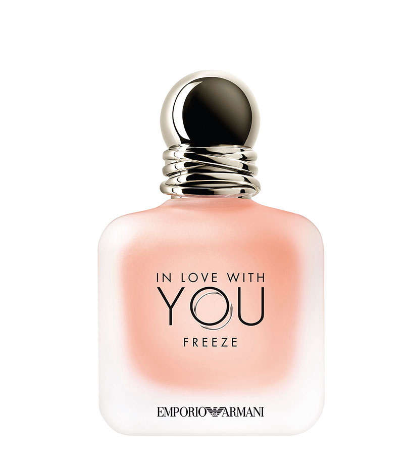 Emporio Armani. In love with You freeze. Eau de Parfum