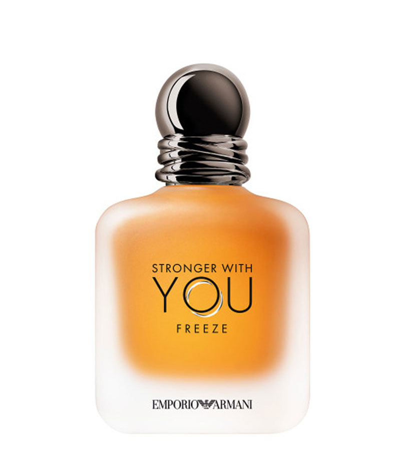 Emporio Armani. Stronger with You Freeze. Eau de Toilette