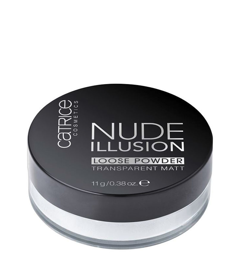 Nude Illusion Polvos Sueltos Nude Illusion Loose Powder CATRICE