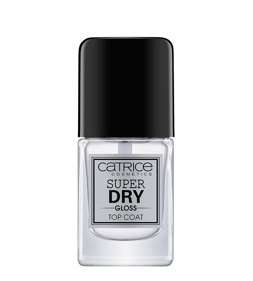 Super Dry Gloss Topcoat Super Dry Gloss Top Coat CATRICE