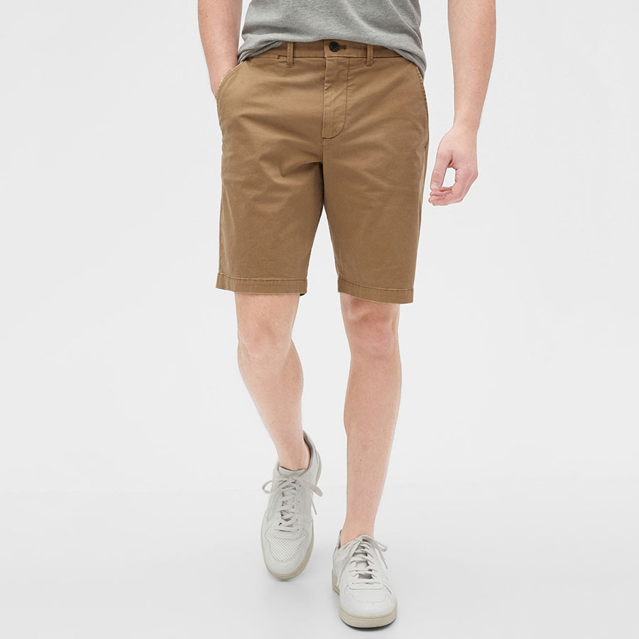 GAP Textil Shorts Palomino Brown Global 440717-851