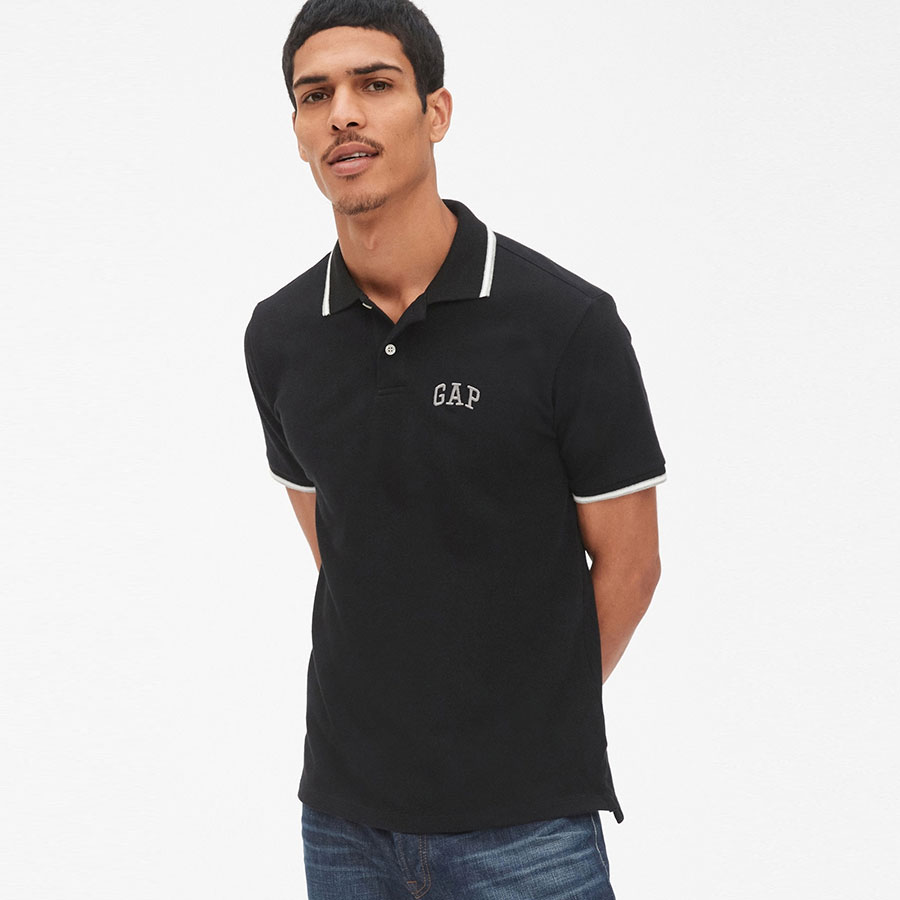 GAP Textil Polo True Black 440725-137