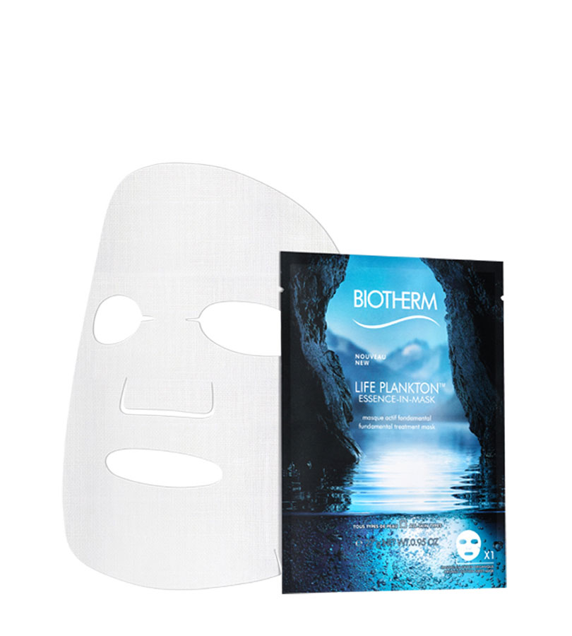 Life Plankton. BIOTHERM ESSENCE-IN-MASK 0