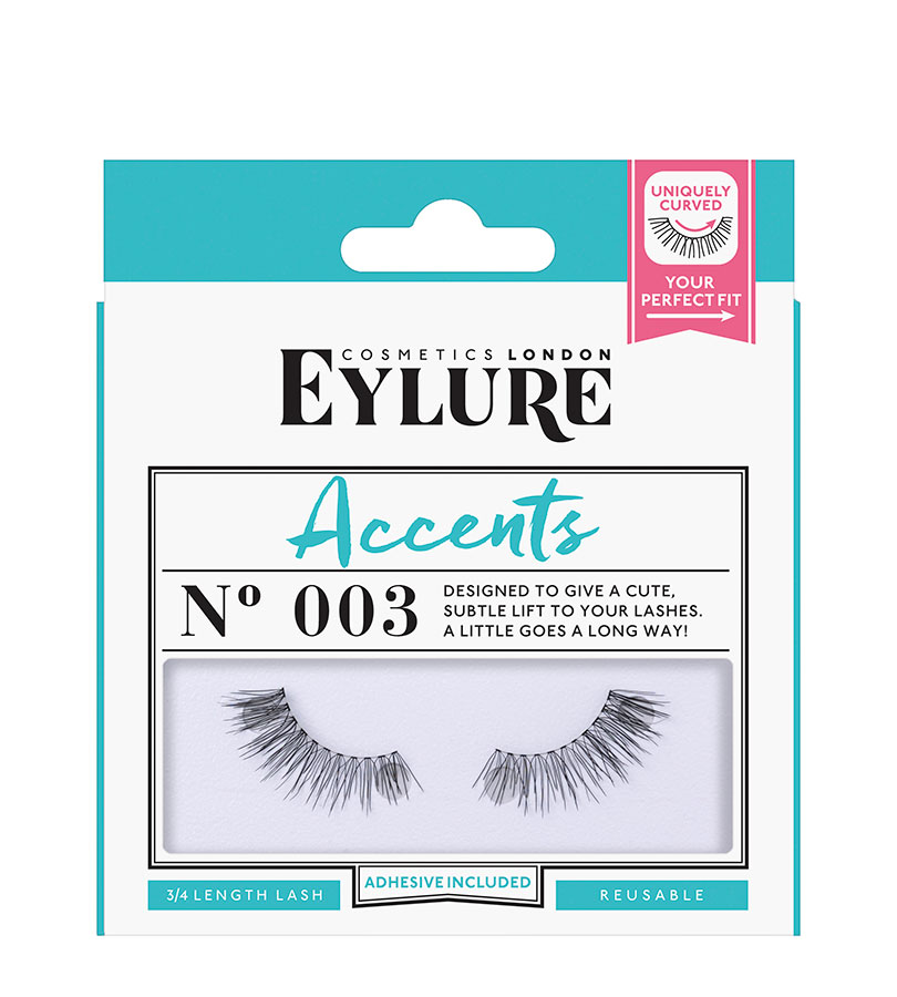 Accents Nº003, Pestaña 3/4 Accents Lashes Nº003 EYLURE