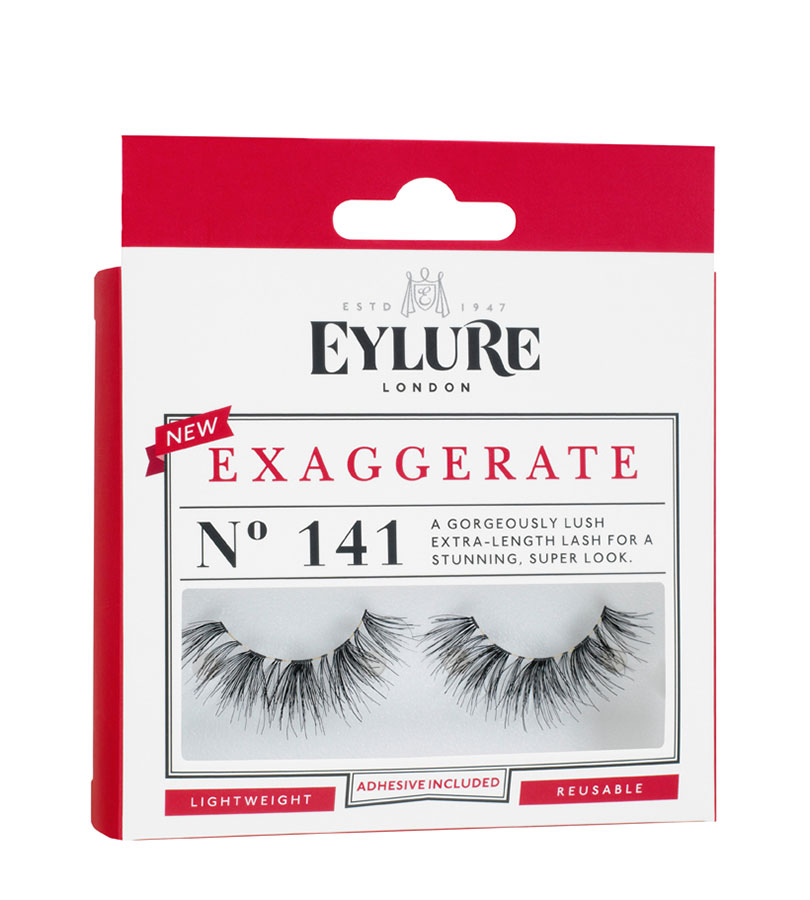 Exaggerate Nº141 Exaggerate Lashes Nº141 EYLURE