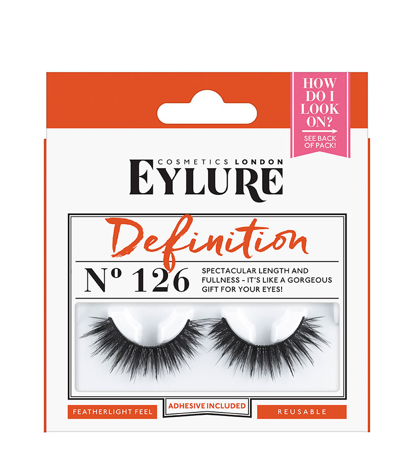 Definition Nº126 Definition Lashes Nº126 EYLURE
