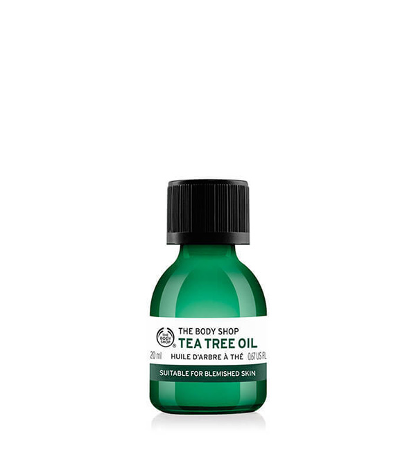 Árbol de Té. THE BODY SHOP Aceite Árbol De Té 10ml