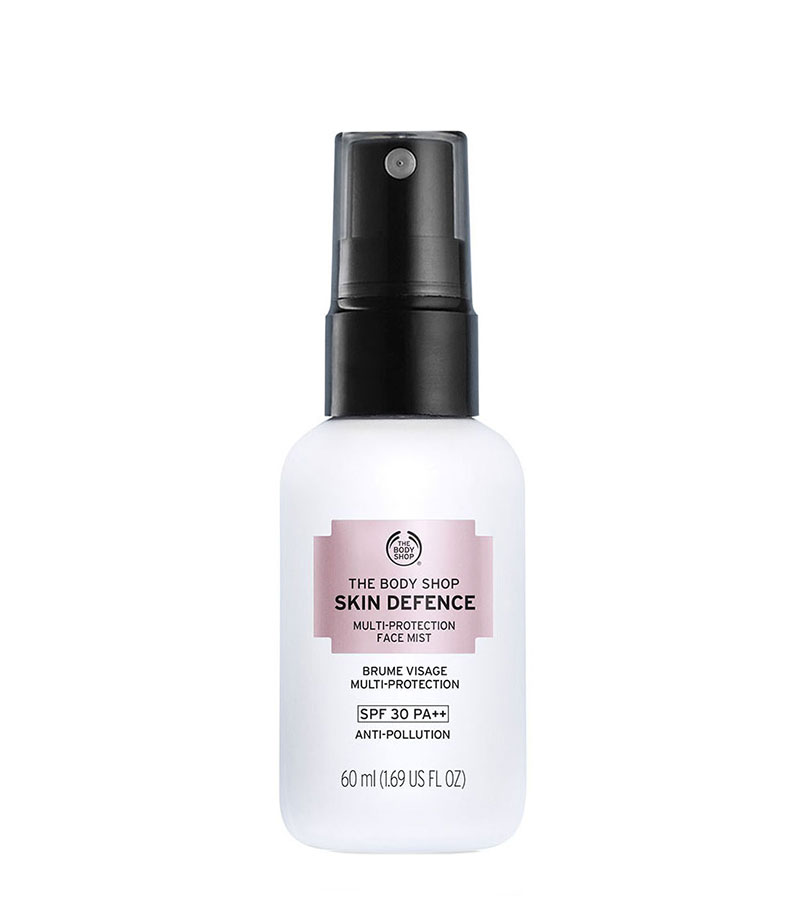 Skin Defence Protección Solar. THE BODY SHOP Face Mist Skin Defence Spf30 Ax 60ml