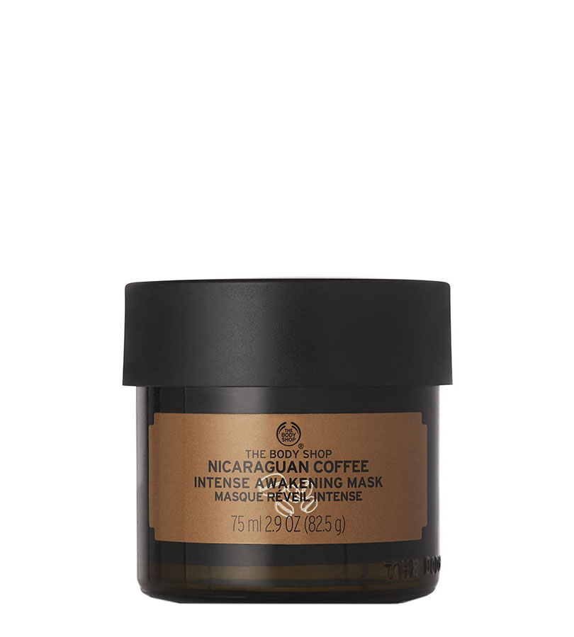 Exfoliantes y Mascarillas Faciales. THE BODY SHOP Face Mask Coffee 75Ml A0X 75ml