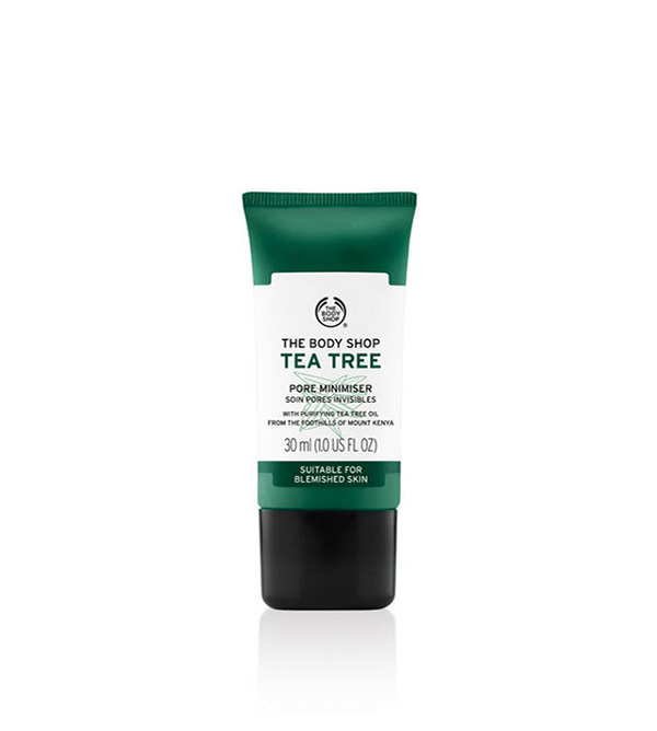 Árbol de Té. THE BODY SHOP Reductor de Poros Árbol de Té 30ml