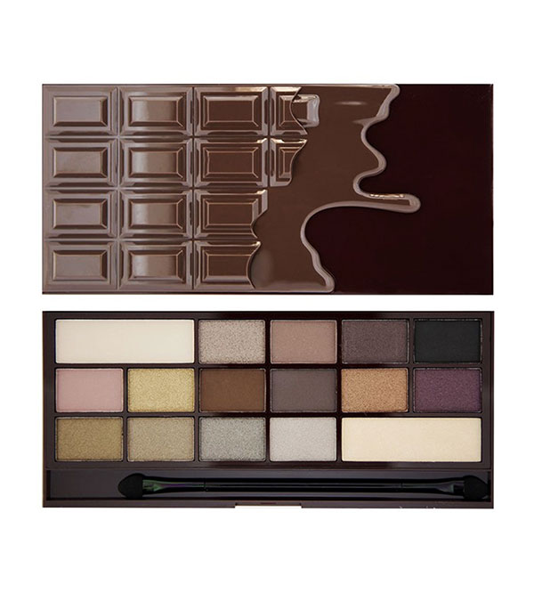 Wonder Palette Death By Chocolate Chocolate Palette I HEART MAKEUP