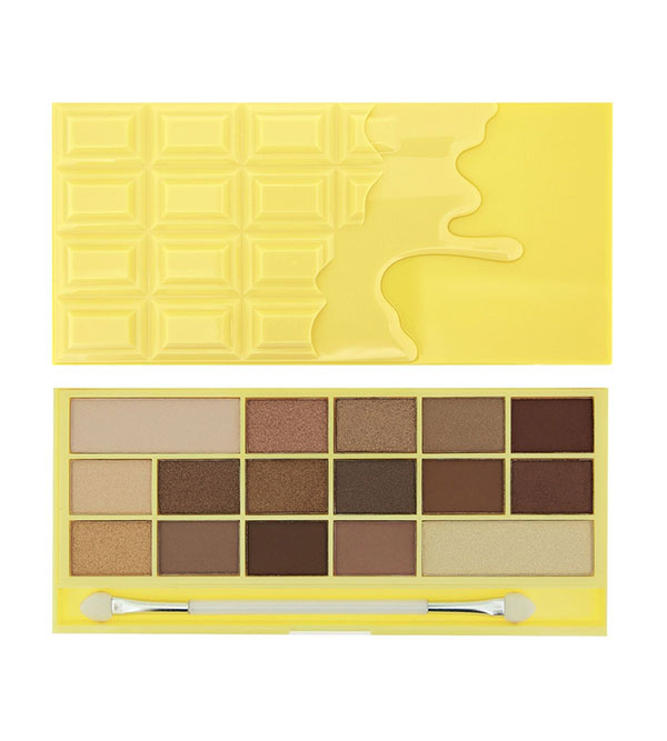 Wonder Palette Naked Chocolate Chocolate Palette I HEART MAKEUP