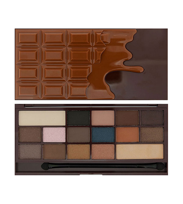I Heart Chocolate Salted Caramel Chocolate Palette I HEART MAKEUP