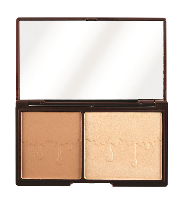I Heart Makeup Bronze And Glow Chocolate Palette I HEART MAKEUP