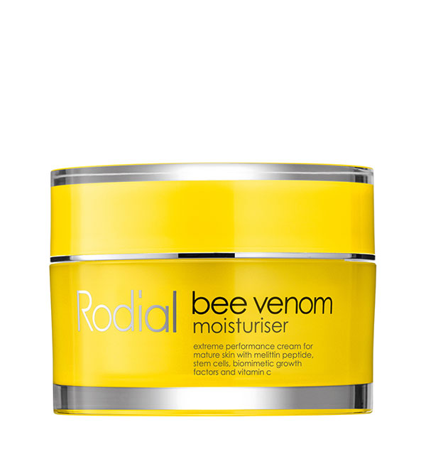 Bee Venom. RODIAL Bee Venom Moisturiser 50ml